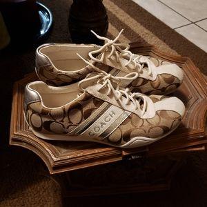 Coach tenis  shoes